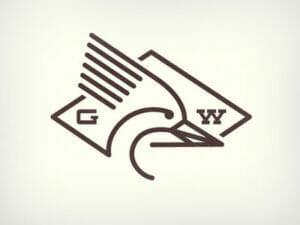 line art logo design comparingly