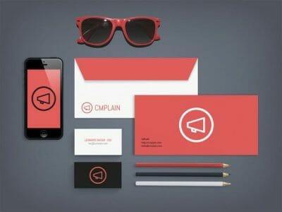 logo placement - write a logo design brief