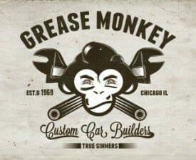 vintage logo design comparingly