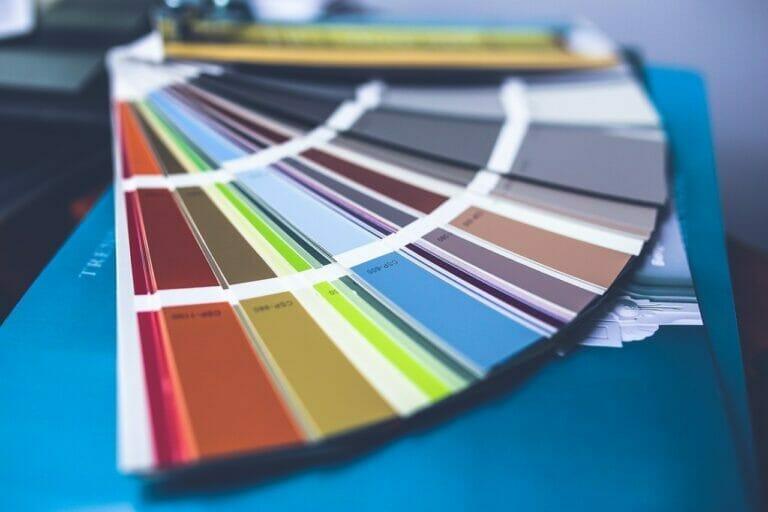 good logo colors small business design hack
