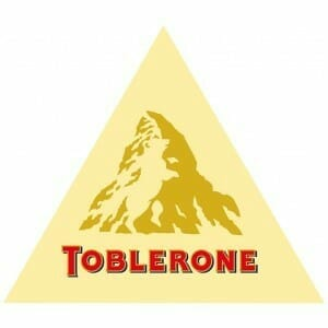 toblerone logo famous logos hidden meanings brand stories