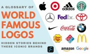 world famous logos hidden stories iconic company brands hidden messages