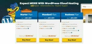 best scalable hosting for small business
