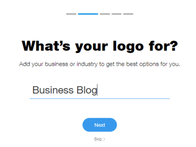 wix logo maker review free logo creator process 2