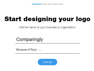 wix logo maker review free logo generator process 1