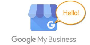 google my business chat feature