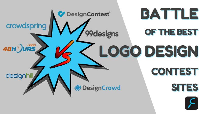 best logo design contest sites