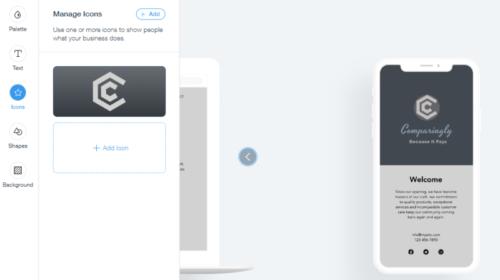 wix logo maker review logo creator online free process 11
